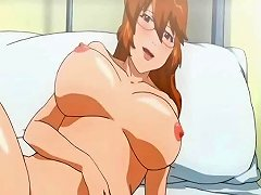 Busty Teens Suck And Fuck A Cock In An Anime Threesome